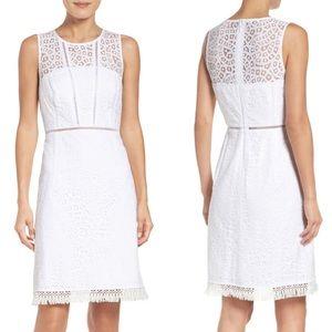 Lilly Pulitzer Simona Lace Fringe Dress 2 F3727